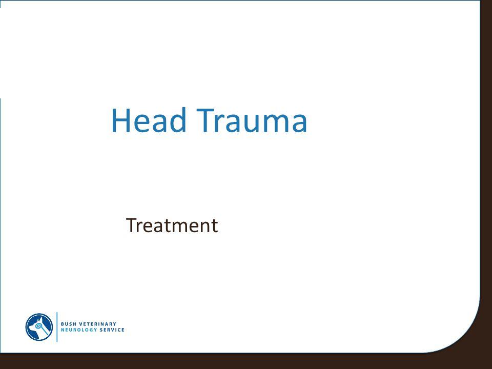 Head Trauma Treatment