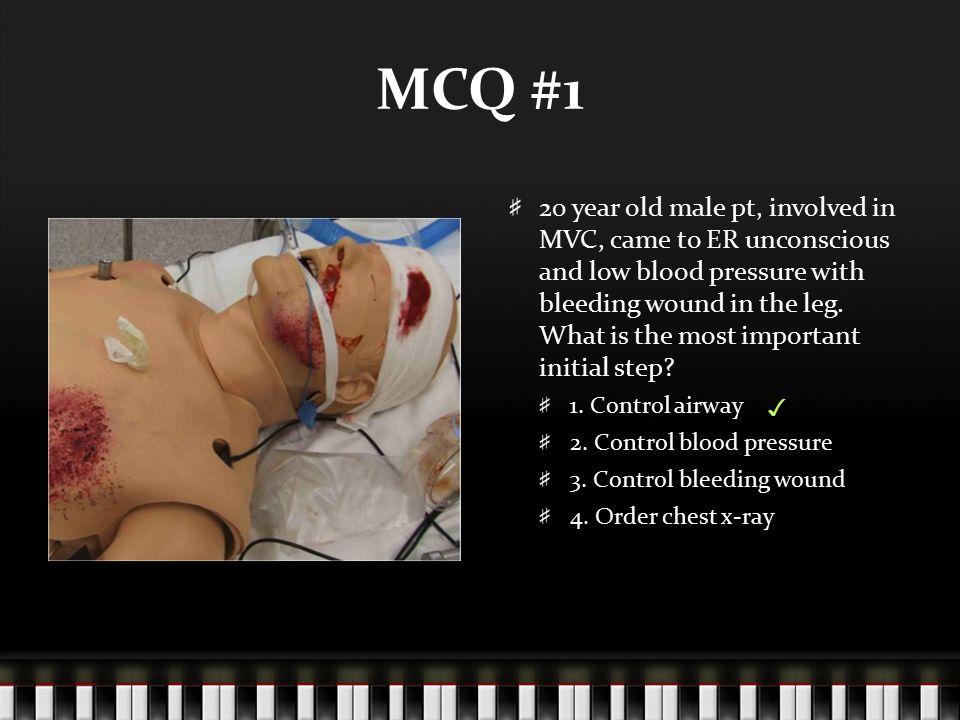 MCQ #1