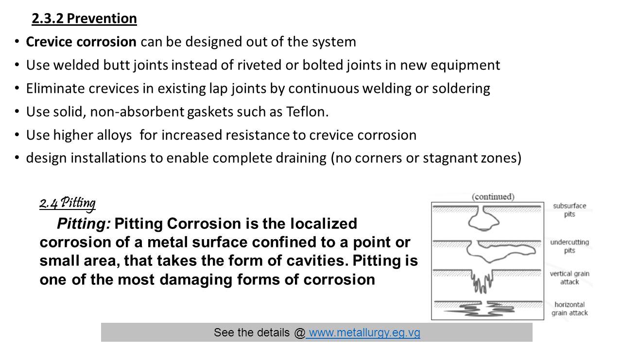 See the details @ www.metallurgy.eg.vg