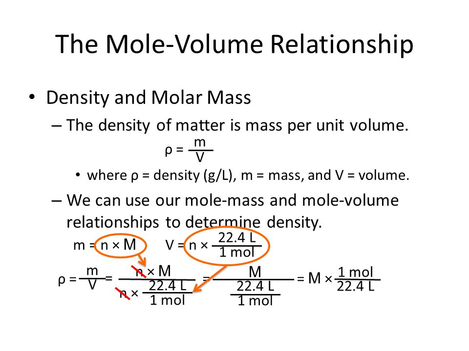 relationship between density and unit weight