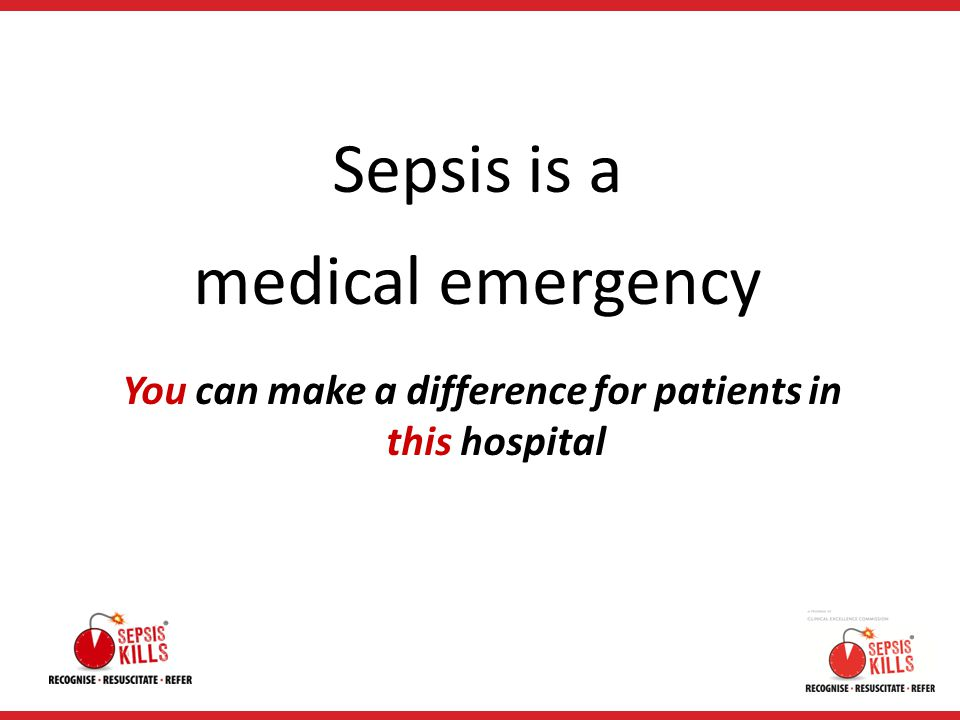 Sepsis Kills Program Paediatric Inpatients Ppt Video