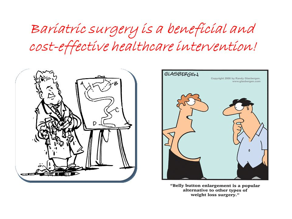 Bariatric surgery is a beneficial and cost-effective healthcare intervention!