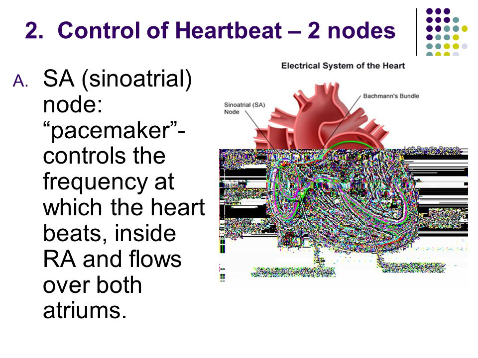 2. Control of Heartbeat – 2 nodes