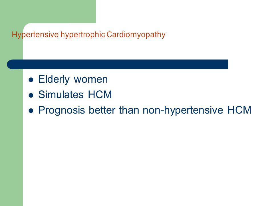 Hypertensive hypertrophic Cardiomyopathy