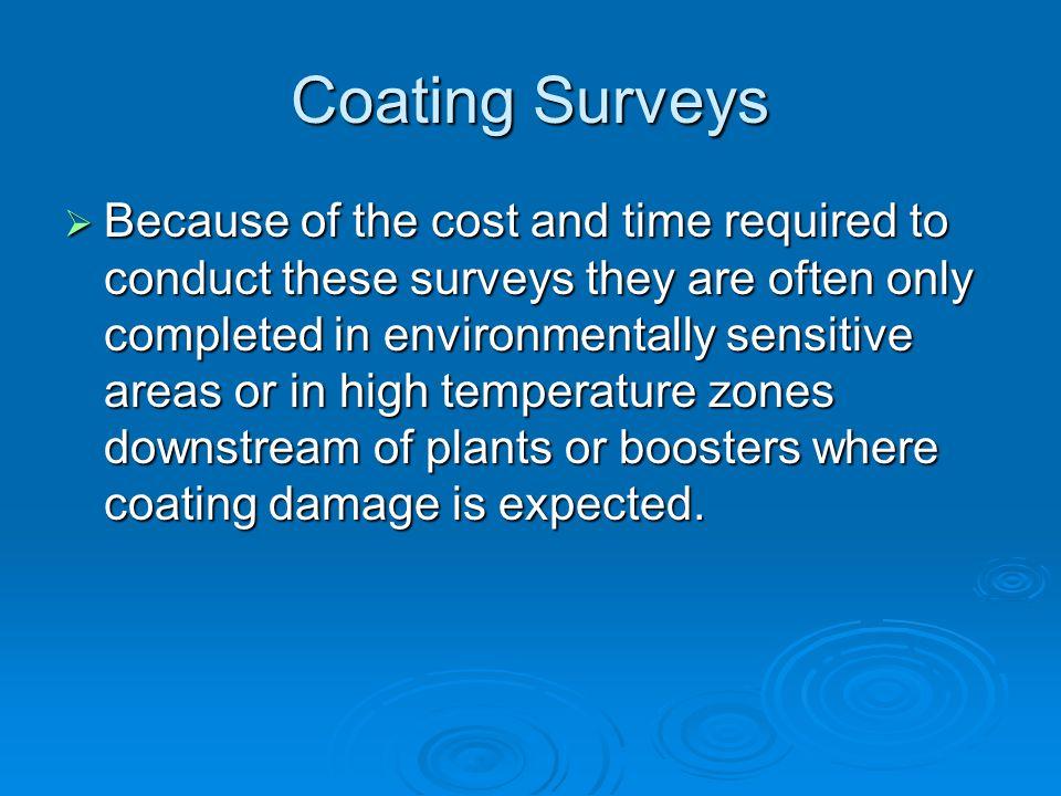 Coating Surveys