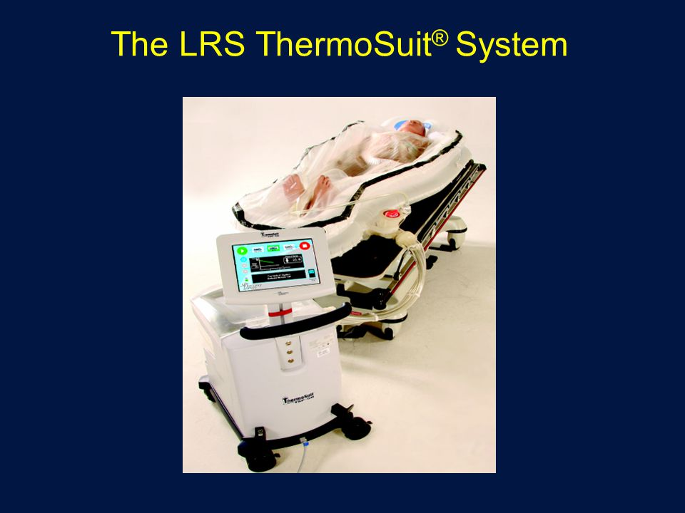 The LRS ThermoSuit® System