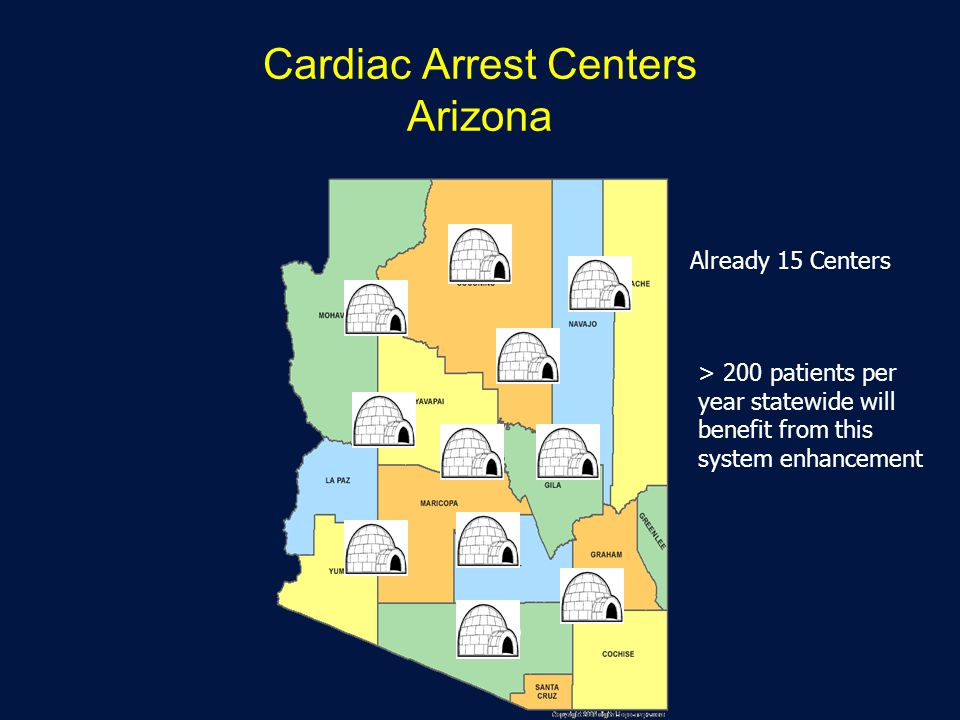 Cardiac Arrest Centers Arizona