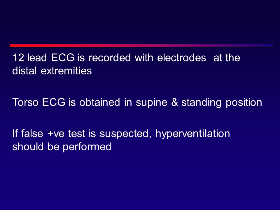 12 lead ECG is recorded with electrodes at the distal extremities