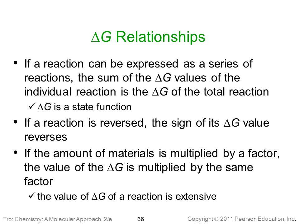 DG Relationships