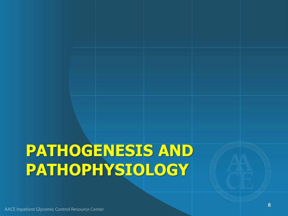 Pathogenesis and Pathophysiology