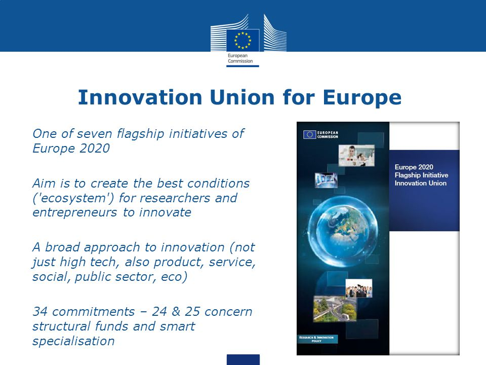 Innovation Union for Europe