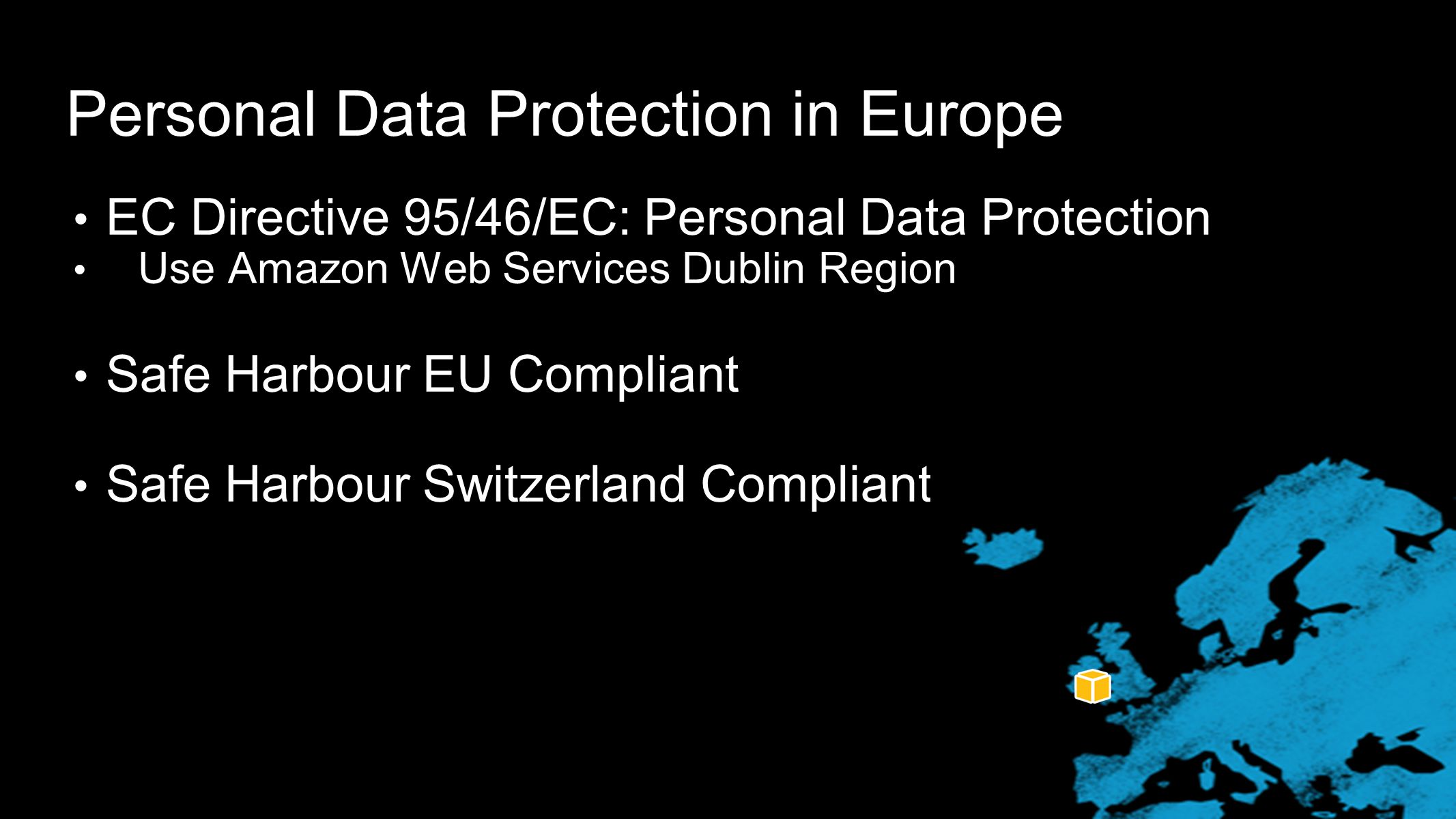 Personal Data Protection in Europe