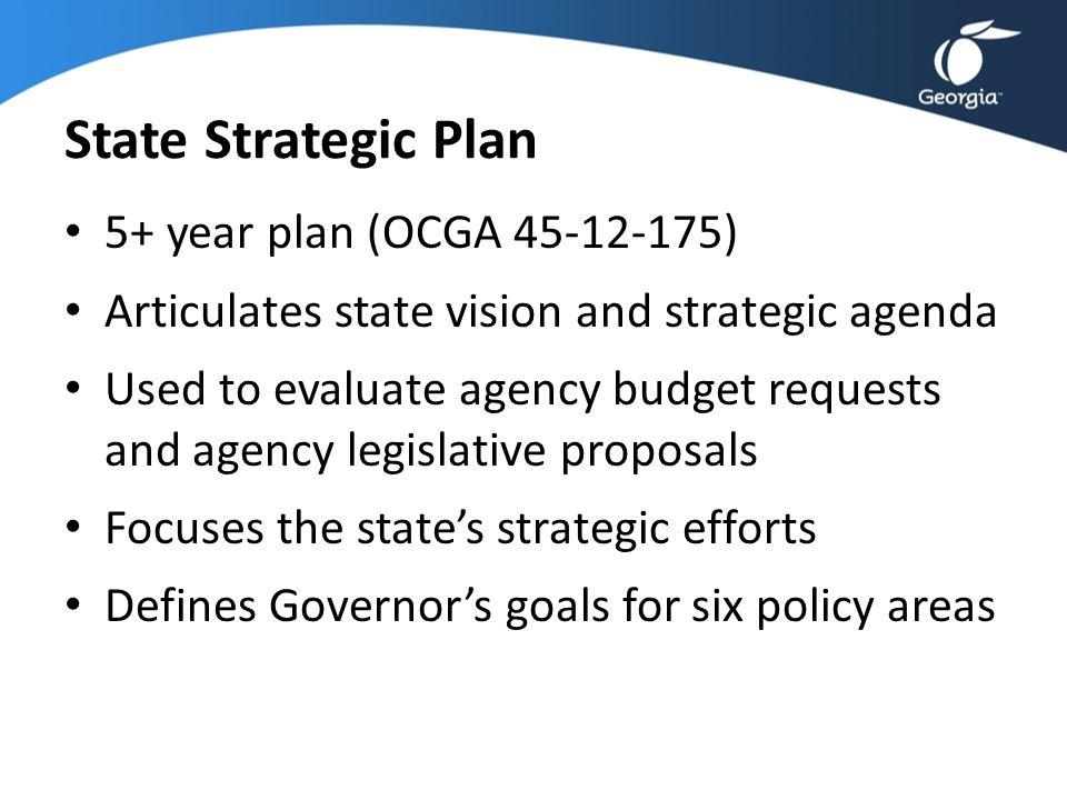 Agency Training: FY 2013 Strategic Planning