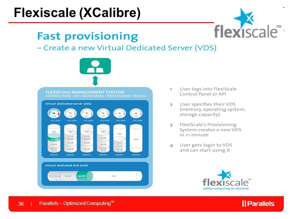 Flexiscale (XCalibre)