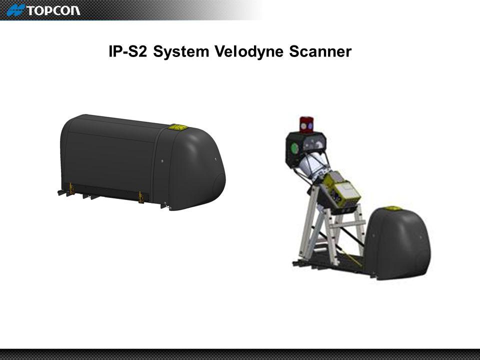 IP-S2 System Velodyne Scanner