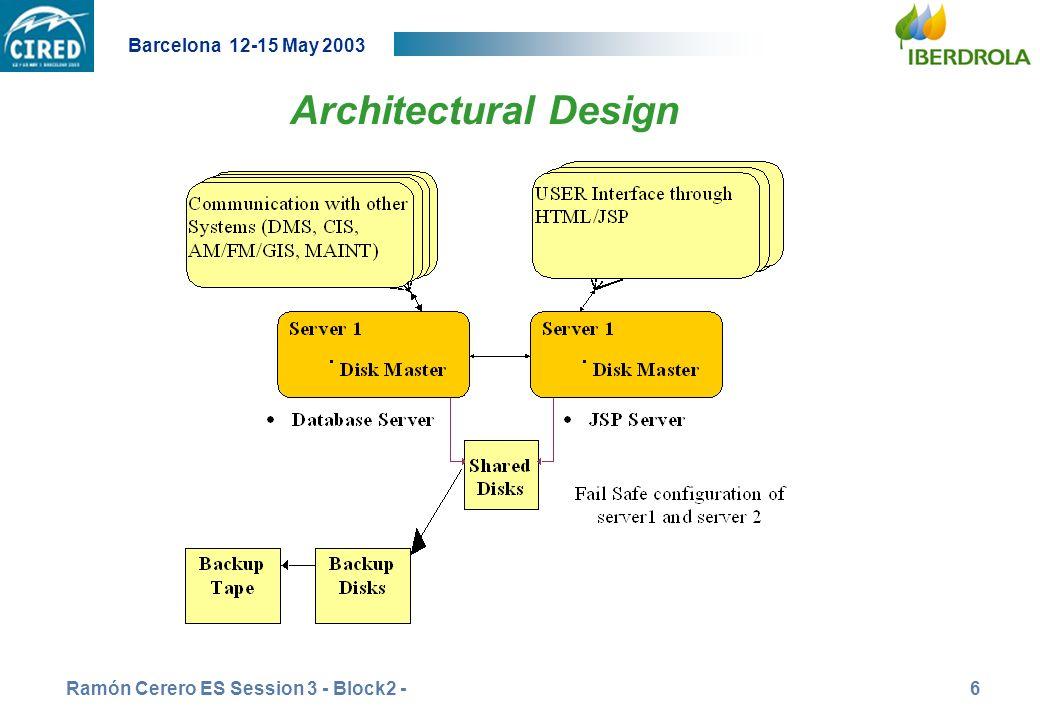 26 junio 2002 Architectural Design