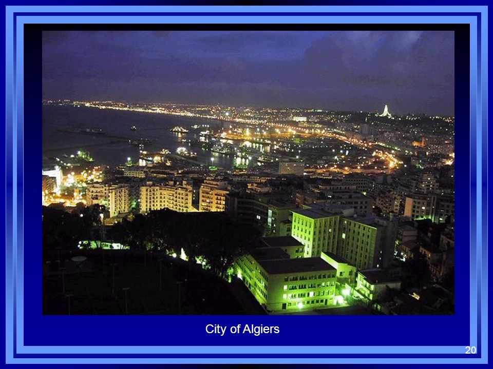 City of Algiers