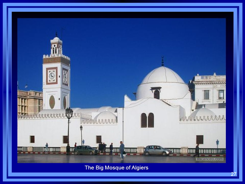 The Big Mosque of Algiers