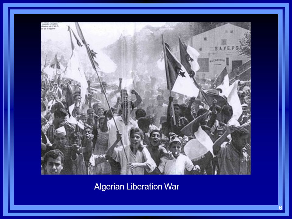 Algerian Liberation War