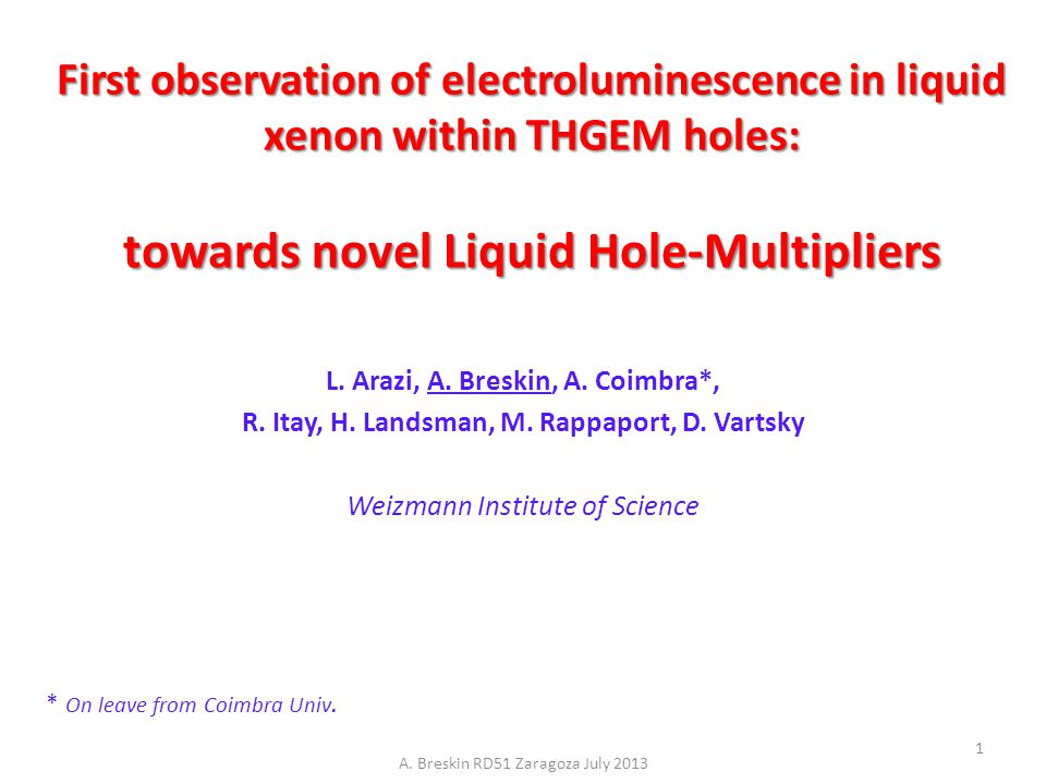 First observation of electroluminescence in liquid xenon within THGEM holes: towards novel Liquid Hole-Multipliers