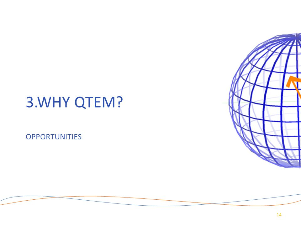 3.WHY qtem OPPORTUNITIES