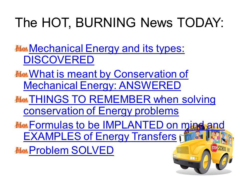The HOT, BURNING News TODAY: