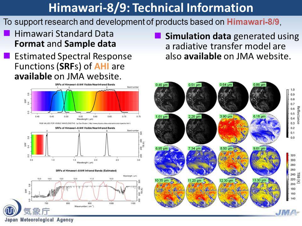 Himawari-8/9: Data Distribution/Dissemination
