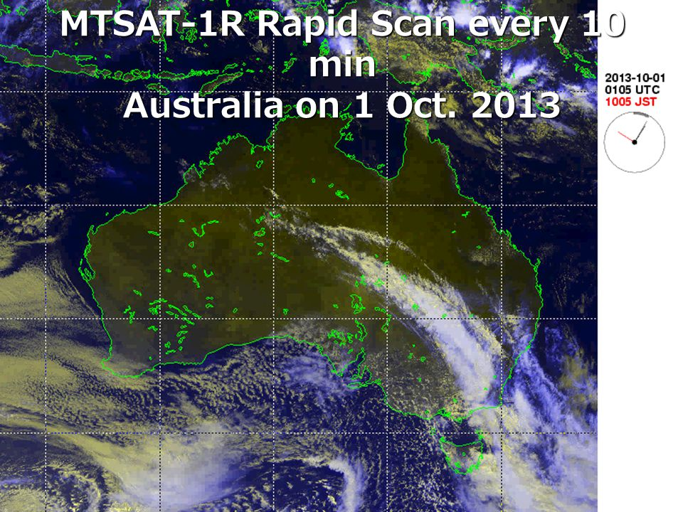 Weather Satellite Revolution toward the New Era of