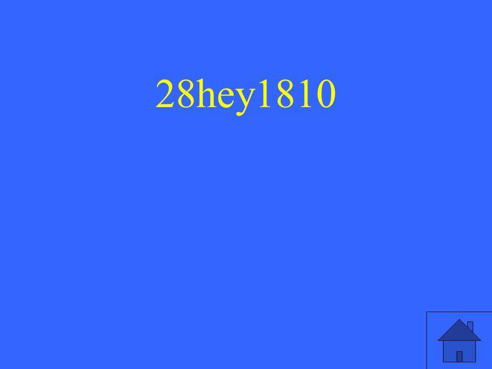 28hey1810