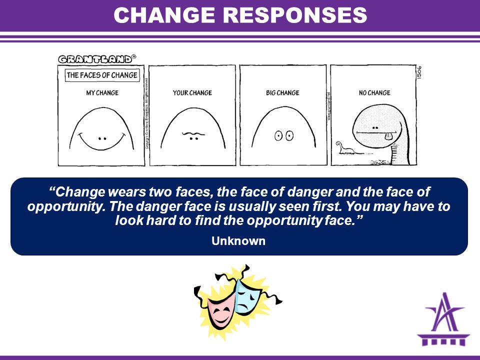 CHANGE RESPONSES