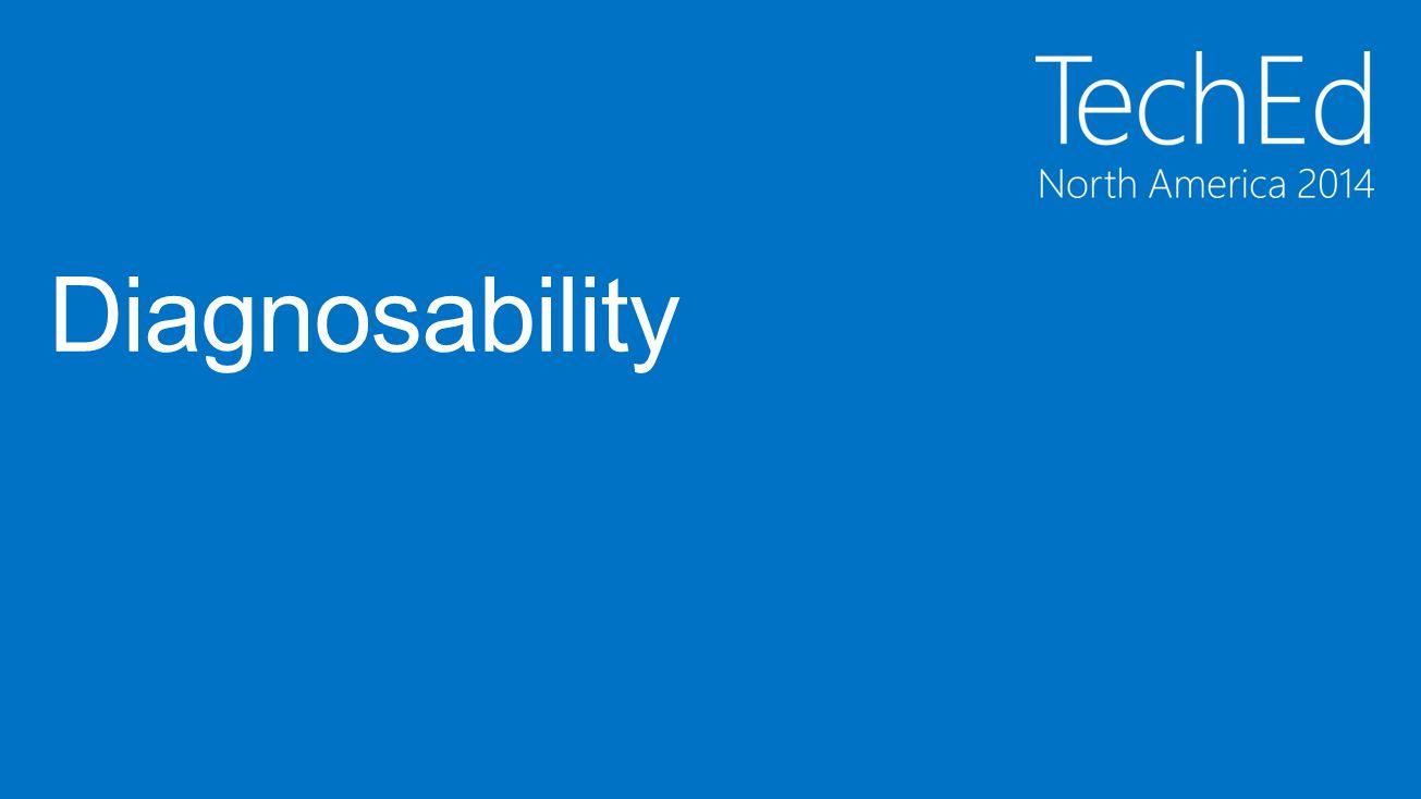 Diagnosability
