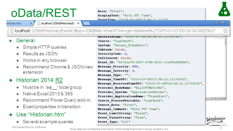 oData/REST Historian 2014 R2 Use Historian.htm General