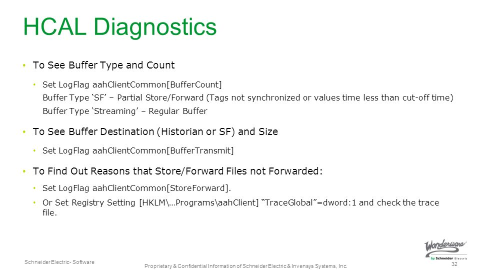 HCAL Diagnostics To See Buffer Type and Count