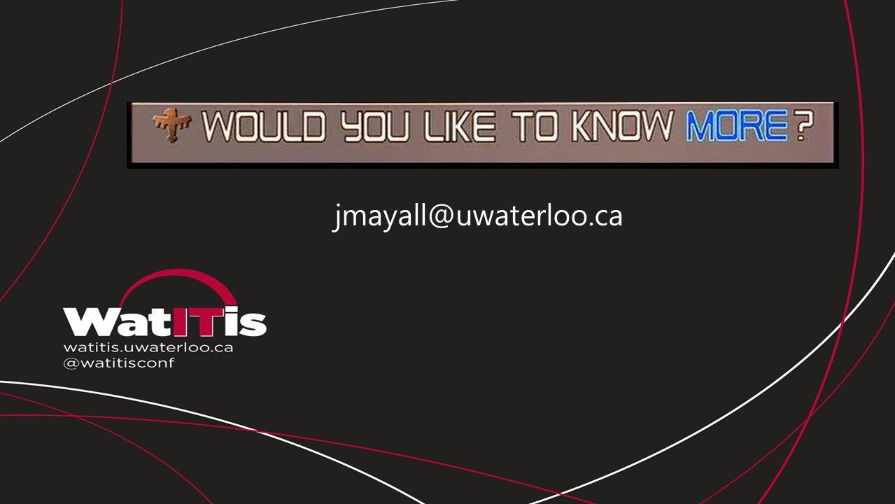 jmayall@uwaterloo.ca