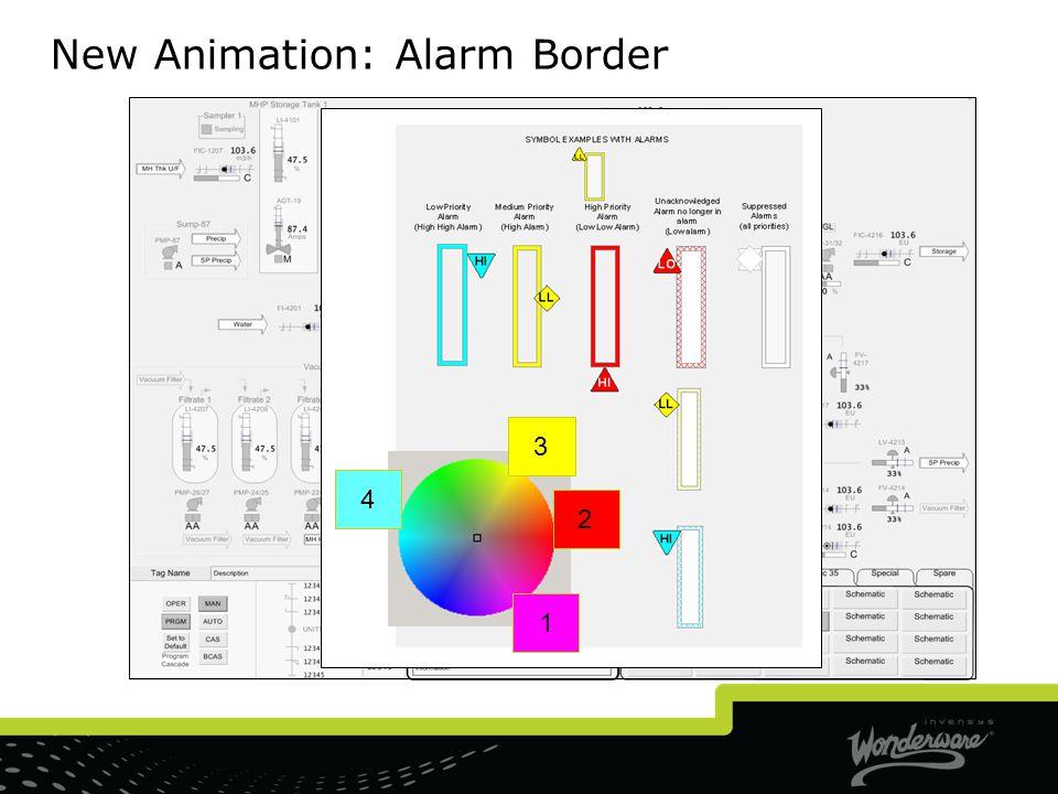 New Animation: Alarm Border