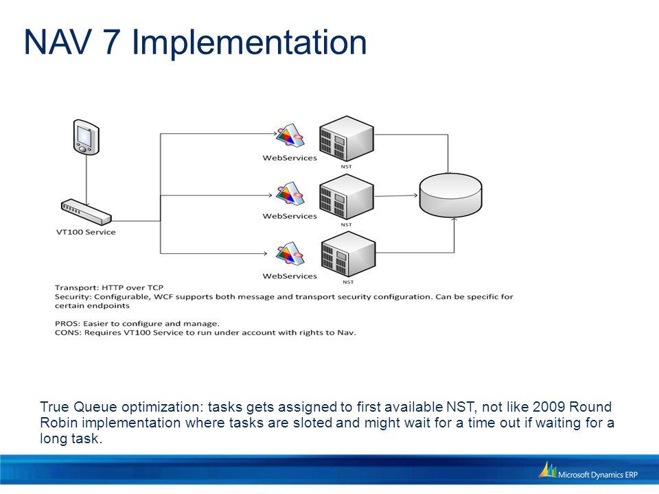 NAV 7 Implementation