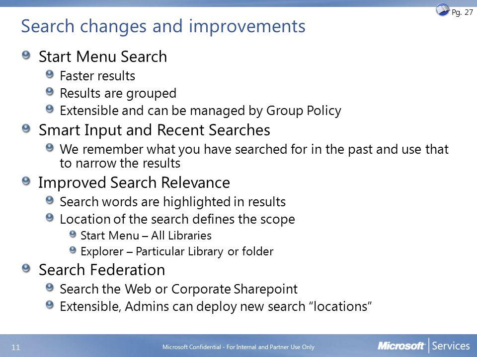 Key Remote Access improvements