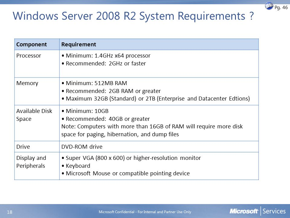 Windows Server 2008 R2 Upgrade Paths