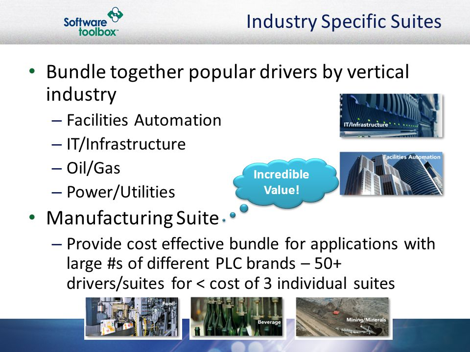 Industry Specific Suites