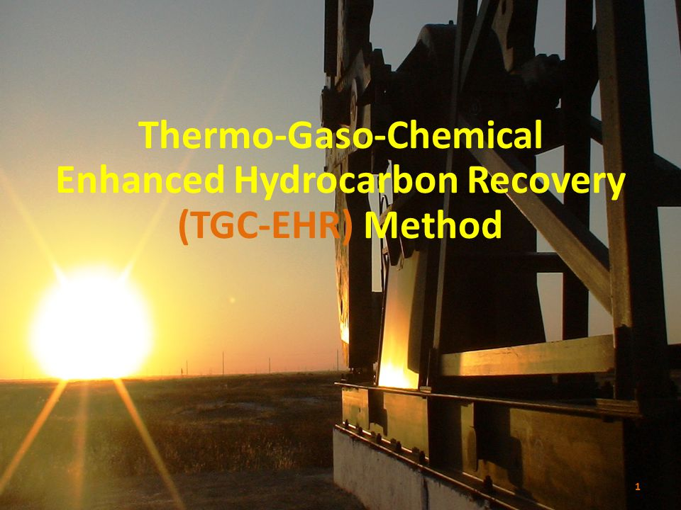 Thermo-Gaso-Chemical Enhanced Hydrocarbon Recovery (TGC-EHR) Method