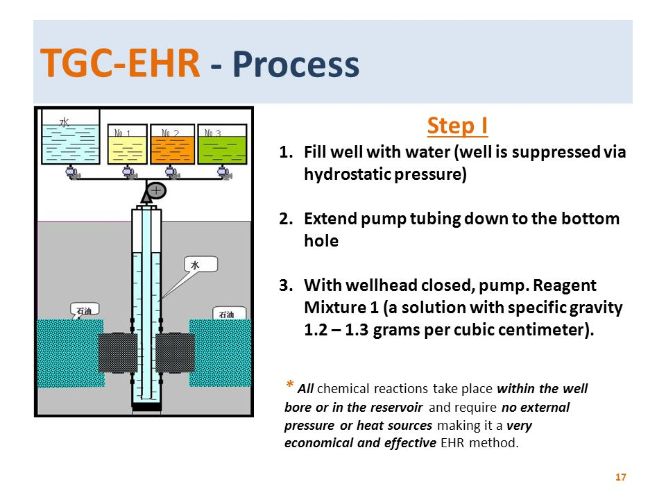 TGC-EHR - Process Step I
