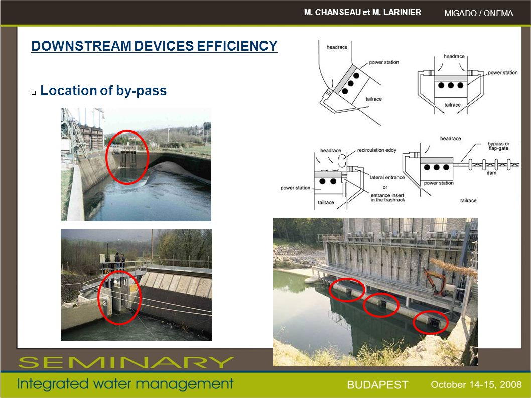DOWNSTREAM DEVICES EFFICIENCY