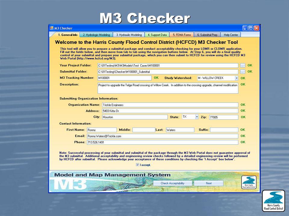 M3 Checker