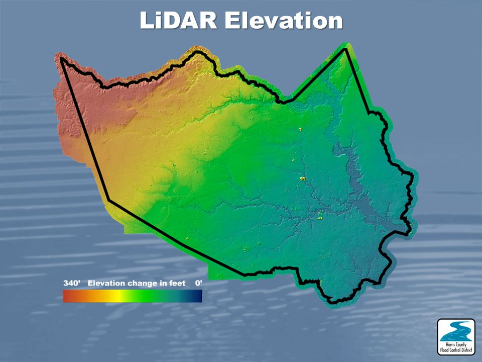 LiDAR Elevation