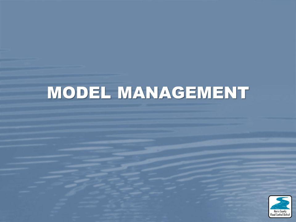 MODEL MANAGEMENT