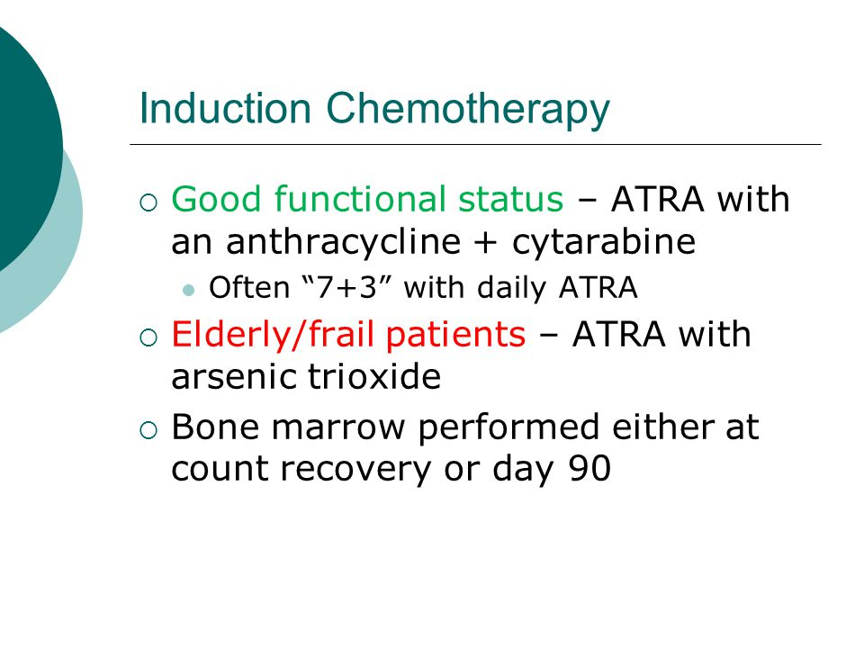 Induction Chemotherapy