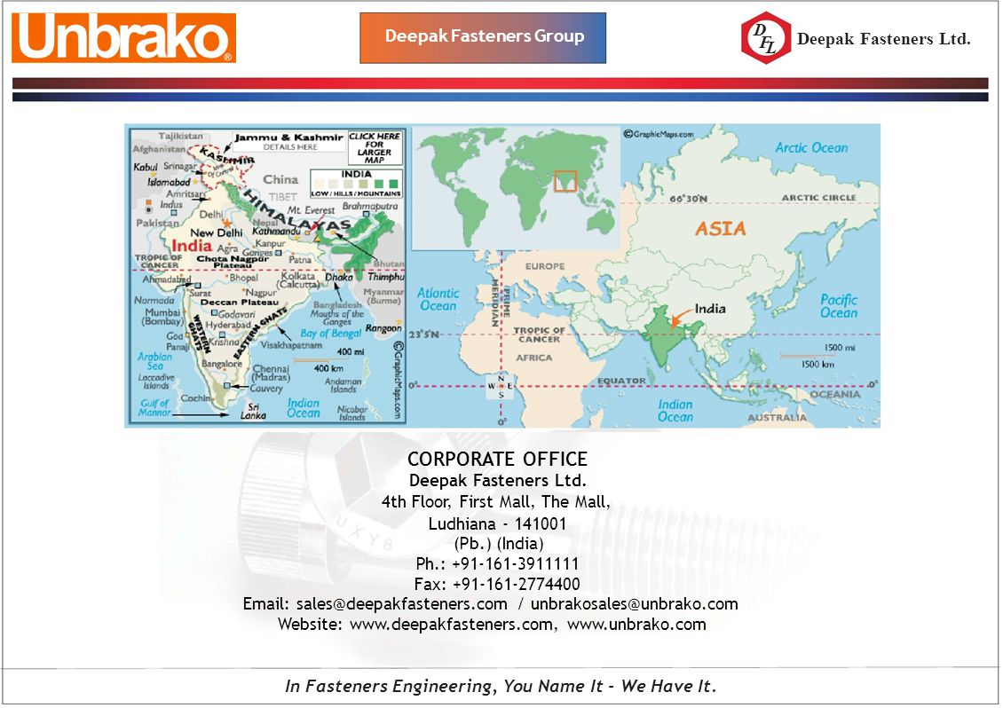 Deepak Fasteners Group