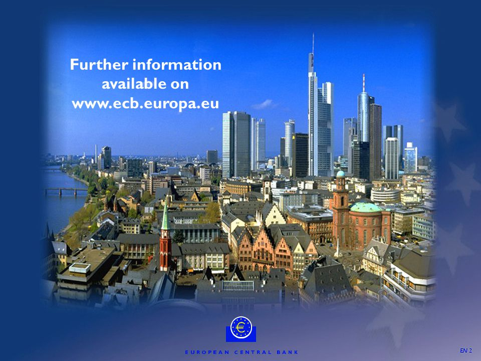 Further information available on www.ecb.europa.eu