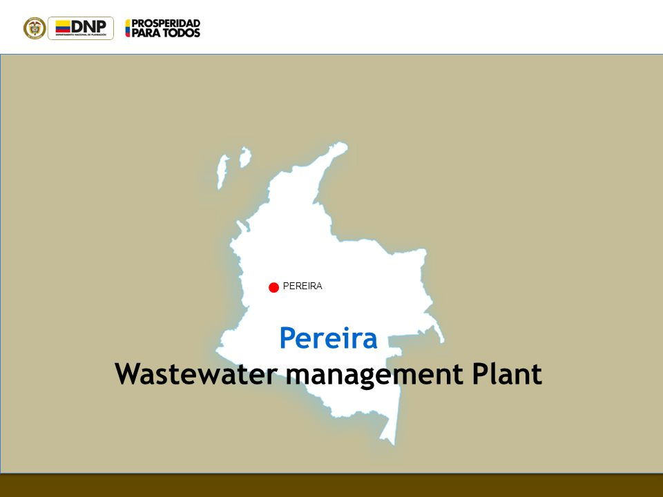 Wastewater management Plant