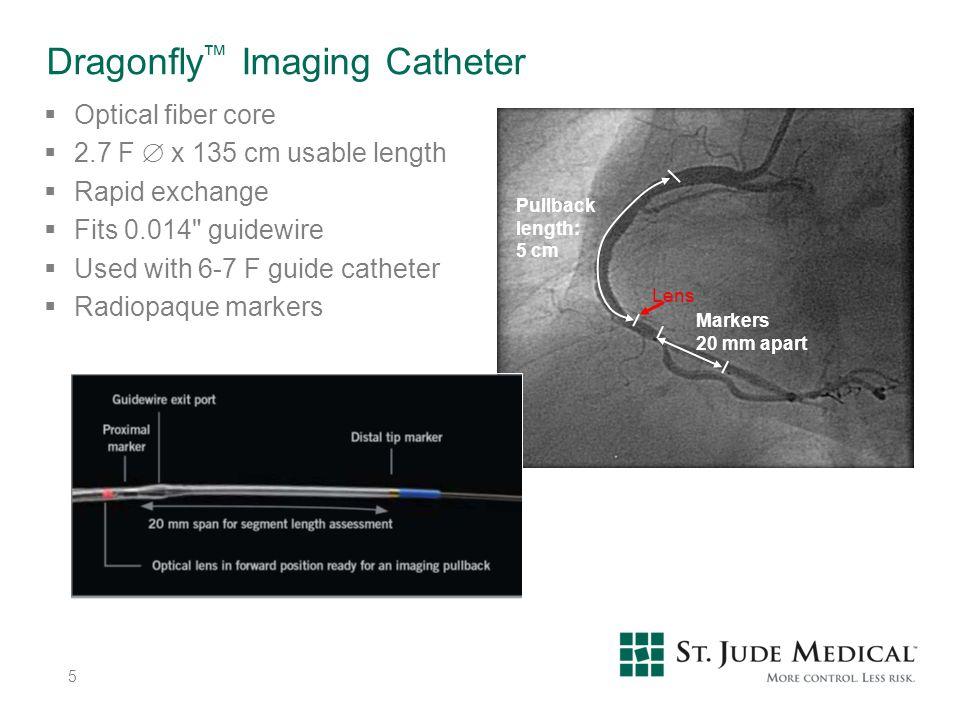 Dragonfly™ Imaging Catheter